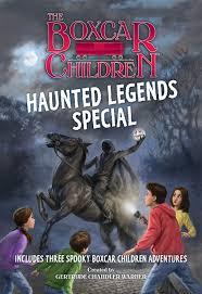 The Haunted Pumpkin Of Sleepy Hollow 2003 by Gertrude Chandler Warner Author At Albert Whitman U0026 Company