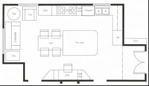 Floor Plan Template Free by Kitchen Outstanding Restaurant Kitchen Floor Plan Restaurant