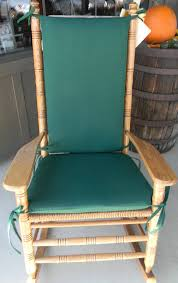 Rocking Chairs At Cracker Barrel by Indoor Outdoor Rocking Chair Cushions Fits Cracker Barrel