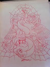 Custom Half Sleeve In The Tattoo Album
