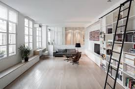 100 Paris Lofts A Place For Everything A 900SquareFoot Loft For A Family