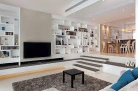 wohnzimmer design das versunkene zimmer