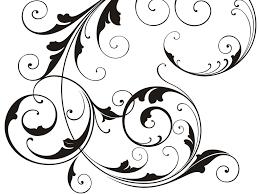 Image Detail For WEDDING Swirl DesignPattern