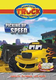 100 Monster Truck Adventures Amazoncom Picking Up Speed Cameron