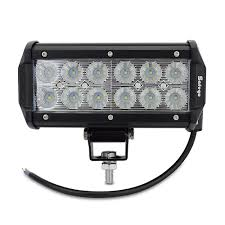 100 Light Bar Truck Safego 75Inch LED 36W Led Work Offroad ATV 4X4 Led