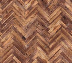 Herringbone Natural Parquet Seamless Floor Texture Stock Photo