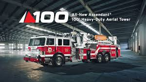 100 New Fire Trucks Pierce Manufacturing Custom Apparatus Innovations