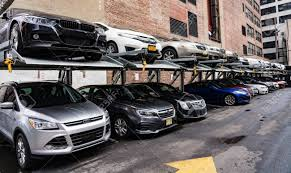100 Car Elevator Garage New York Feb 16 2018 Parking Garage Uses Car Elevators To