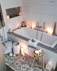 home spa relaxing in your own bathroom in a comfortable