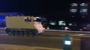100 Game Truck Richmond Va Virginia Soldier Stole Tank And Took It On Joyride Through