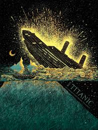 Titanic Sinking Animation Pitch Black by Excitement Premonition And Outright Horror Review Of U003ci U003erms