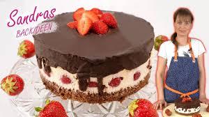 erdbeer mascarpone torte schnell und einfach nachgemacht rezept sommertorte leicht und frisch