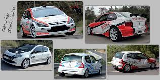 deco voiture de rallye stick auto vente de stickers automobile adhesifs voiture deco