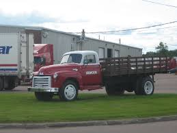 1951 GMC 3-ton Truck | This Truck Is Owned By Armour Transpo… | Flickr