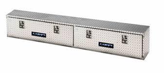 100 Sears Truck Tool Boxes DeflectaShield Aluminum Box Cross Bed