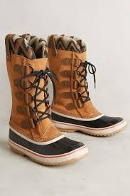 sorel joan of arctic knit boots anthropologie