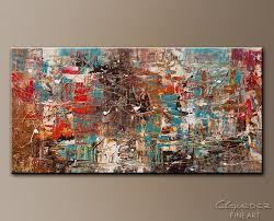 Large Abstract Wall Art