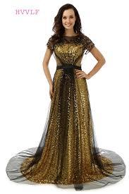 online get cheap black and gold short formal dress aliexpress com