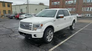 100 Bad Trucks Upgraded From An Old Ford Taurus To This Bad Boy 2014 F150 Limited