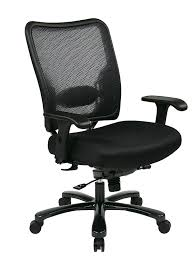 Office Star Chairs Amazon by Amazon Com Space Seating Big And Tall Airgrid Back And Padded