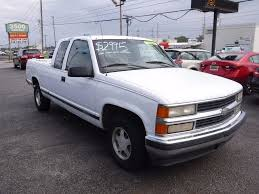 100 Chevy Used Trucks 1997 Chevrolet CK 1500 Ext Cab 1415 WB At Best Choice
