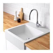 domsjö single bowl apron front sink ikea laundry room sink cla