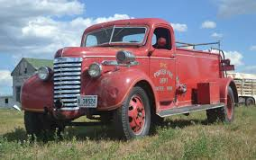 100 1940 Trucks Low Mileage GMC Fire Truck