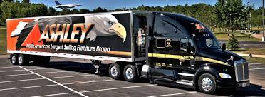 100 Largest Trucking Companies Driving Jobs At Ashley Furniture PTP