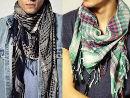 homme 5 façons de porter le foulard avec classe brussels