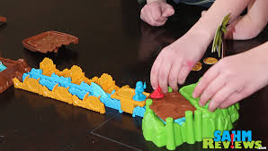Shark Mania Is A 3D Interactive Board Game For The Whole Family