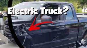 100 Ford Electric Truck NEW 2020 FORD F150 TRUCK Rivian A1T Pickup