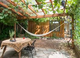 Hang Up A Hammock - Small Backyard Ideas: 20 Spaces We Love - Bob Vila Hang2gether Hammocks Momeefriendsli Backyard Rooms Long Island Weekly Interior How To Hang A Hammock Faedaworkscom 38 Lazyday Hammock Ideas Trip Report Hang The Ultimate Best 25 Ideas On Pinterest Backyards Outdoor Wonderful Design Standing For Theme Small With Lattice And A In Your Stand Indoor 4 Steps Diy 1 Pole Youtube Designing Mediterrean Garden Cubtab Exterior Cute