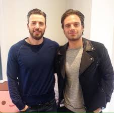 Chris Evans Online On New Photos And Sebastian Stan For Buzzfeed Interview Teamcap