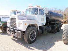 100 Water Truck 1982 MACK RD600 For Sale Auction Or Lease Williamsburg