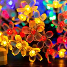 3ft Pre Lit Blossom Christmas Tree by Multi Color Christmas Tree Decorations Christmas Lights Decoration