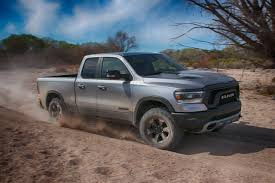 2019 Ram 1500: Refined Capability In A Full-Size Go-Anywhere Pickup ...