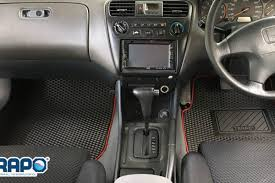 Honda Accord Floor Mats 2007 by Honda Accord 2003 2007 Trapo Singapore