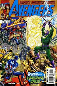 Avengers 1997 3rd Series 18
