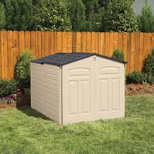 Rubbermaid Storage Shed Accessories Big Max by Rubbermaid Plastic Storage Shed All About Plastic 2017