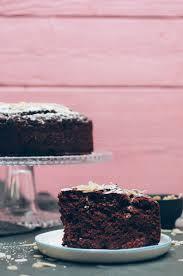 1 bowl veganer kirsch schokoladenkuchen vegane vibes