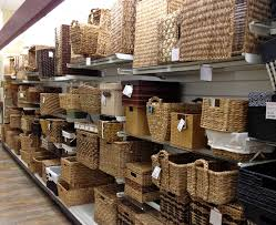 Home Goods Baskets With