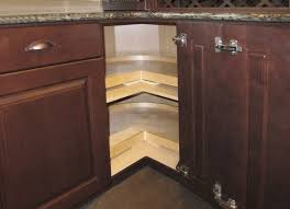 61 Beautiful Lovable Kitchen Corner Cabinet Alternatives Base