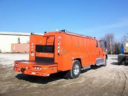 100 Service Truck Seyllerbodies