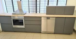 idea ikea küche metod voxtorp grau 12 monate garantie neff