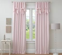 Evelyn Linen Blend Bow Valance Blackout Panel Pottery Barn Kids ... Kitchen Window Treatments Pottery Barn Cauroracom Just All About Ding Room Curtains And Amazon Drapes Living Dning White Roman Shades Valances Types Of Blinds Fniture Sweet Bedroom Decoration Using Brown Wicker Storage Bed Kids Desks Hpodge Decorating Gray Valance Home Design Ideas Shower Tags Shower Curtain Sets With Rugs 116488 Evelyn Bow Curtain Purchased The Floral Curtains For