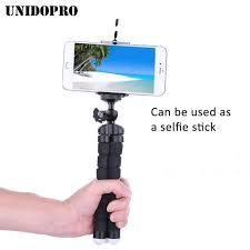 Flexible Octopus Tripod Head Bracket Phone Camera Holder Stand Mount for UMiDIGI C2 S C Note 2 Z1 Pro Crystal Z Pro Phone Holder