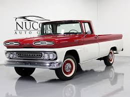 1961 Chevrolet C/K Pickup 1500 APACHE LONGBED FLEETSIDE | Pick-up ... 1961 Chevrolet Corvair Rampside Pickup S147 Salmon Brothers 1969 12ton Connors Motorcar Company Chevy C10 Short Bed Youtube New Used Cars Trucks Suvs At American Rated 49 On Home Farm Fresh Garage Apache For Sale Classiccarscom Cc1043884 Studebaker Champ Wikipedia Featured Of The Month Jim Carter Truck Parts Can 6266 Dual Side Molding Fit 6061 The 1947 Present C10 Cc1118649 Chevyparts South Africa