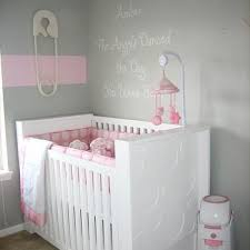 Pink Crib Bumper Design Ideas