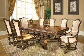 Classic Dining Room Sets Classical Extendable Set Tables And Chairs On