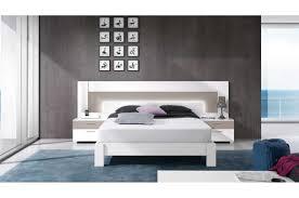 chambre adulte design blanc chambre adulte design blanc 6 lit moderne 2 personnes blanc et